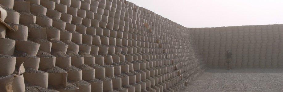 مسلح سازی دیوار